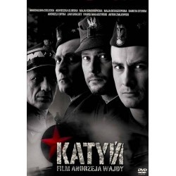 Katyń - film DVD