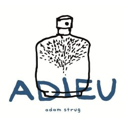 Adam Strug- Adieu - CD