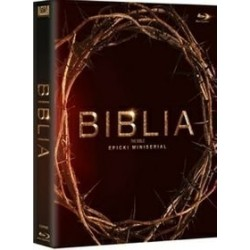 BIBLIA - film na BLU-RAY