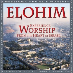 Galilee Of The Nations - Elohim- CD