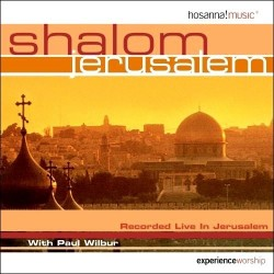 Paul Wilbur - Shalom Jerusalem - CD