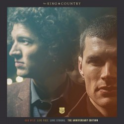 For King & Country - Run Wild, Live Free, Love- CD