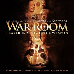 War Room - Siła modlitwy - Music From Motion - CD