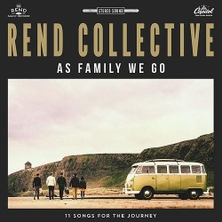 Rend Collective - As Family We Go - CD