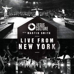 Jesus Culture with Martin Smith - Live From New York- 2xCD