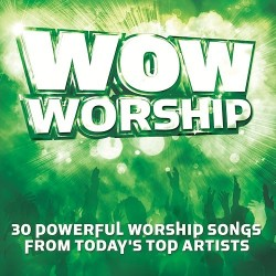 WOW Worship - 2014 Lime - 2xCD