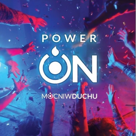 Mocni w Duchu - Power On - CD