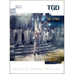 "TGD ""Na żywo"" - CD/DVD"