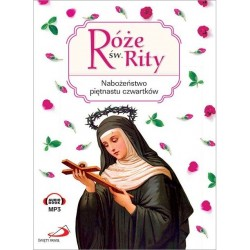 Róże Św. Rity - audiobook MP3