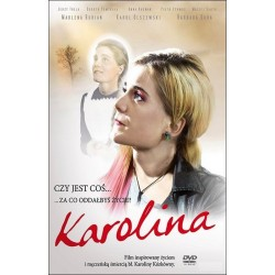 Karolina - film DVD