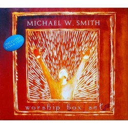 Michael W. Smith- Worship box set - 2xCD + DVD