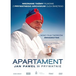 Apartament - film DVD