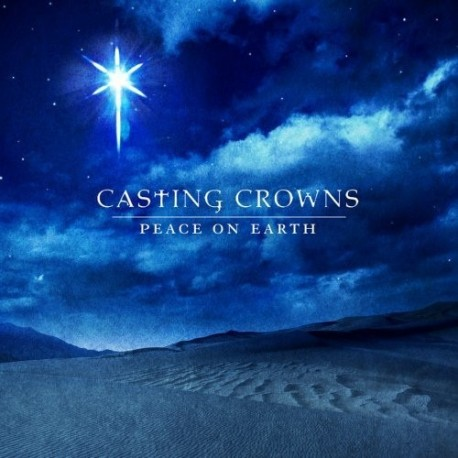 Casting Crowns, Peace On Earth - CD