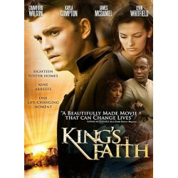 King's Faith (Wiara Króla) - film DVD
