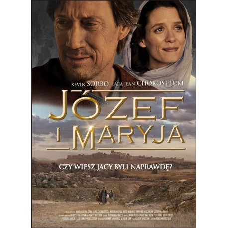 Józef i Maryja - film DVD