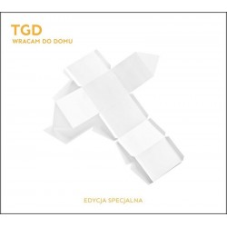 Wracam do domu, TGD - CD