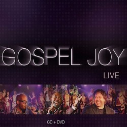 Gospel Joy - Live- CD + DVD