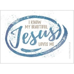"Magnes AF ""I KNOW MY BEATIFUL JESUS LOVES ME"""