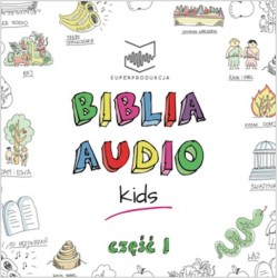Biblia Audio KIDS - część I - CD
