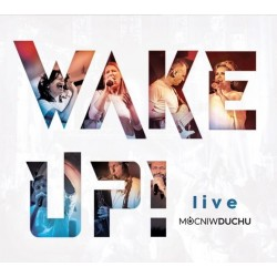 Mocni w Duchu - Wake Up live - CD
