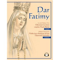 Dar Fatimy niebieski - audiobook CD (SSL)