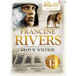 Francine Rivers - Znamię Lwa - Głos w wietrze - Audiobook CD