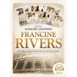 Francine Rivers - Znamię Lwa - BOX -  Audiobook CD