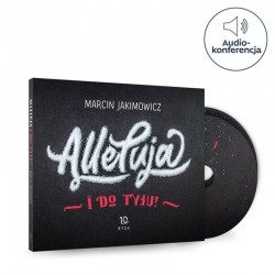 Alleluja i do tyłu- AUDIOBOOK CD