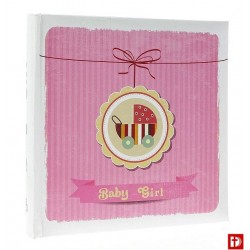 Album 10x15/200 KD 46200 SWEETY NEW W różowy