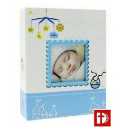 Album 10x15/300/2 KD 46300 BIRTH niebieski