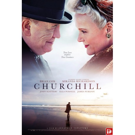 Churchill - film DVD